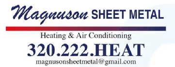 Magnuson Sheet Metal Inc., MN